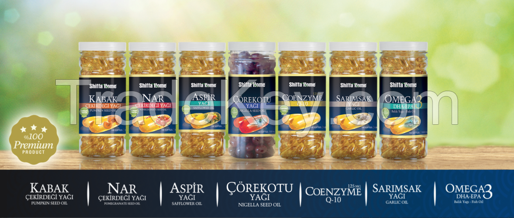 UPR Capsule Red Reishi Mushroom Extract Capsule Anti Aging Retardant Health Food Supplement