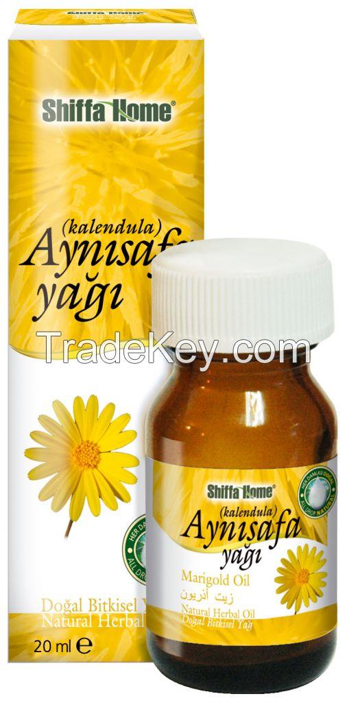 Best Marigold Oil / Calendula Oil 20 ml Herbal Essential Oil Bio Natural Oil Natures Magic Oil
