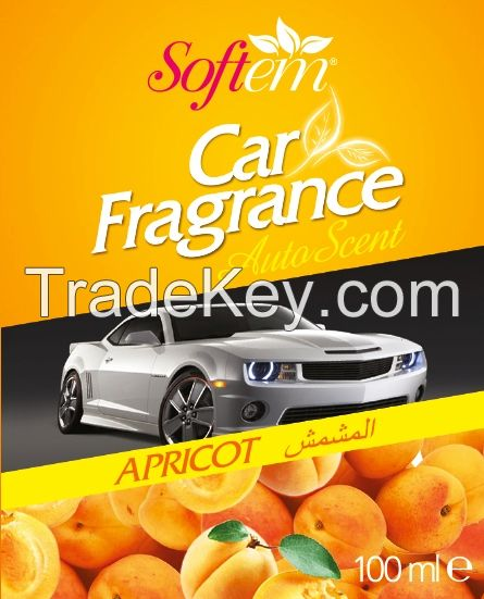 Apricot Scent Air Freshener Spray / Apricot Kernel Oil Perfumed
