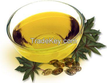Natural Herbal Castor Oil Castorbean Oil