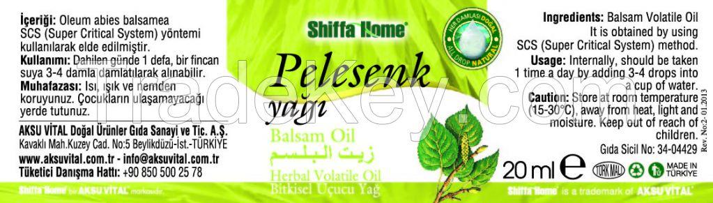 Balsam Essential Oil 20 ml Canada Balsam Oil Just Natural Oil Oleum Abies Balsamea