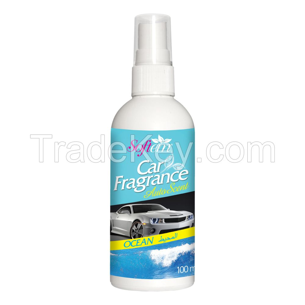 Air Freshener for Car / Auto Scent with Ocean Smell / Spray Car Air Freshener