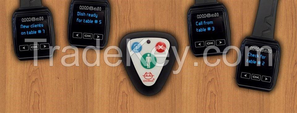 Call Buttons for Restaurants