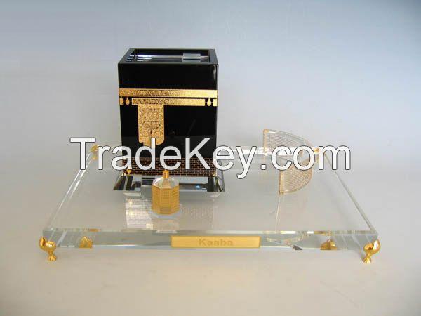 crystal kaaba