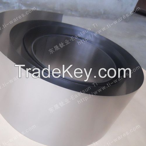 Baoji Eastsun Titanium foil, Titanium stripe, alloyed titanium stripe foil
