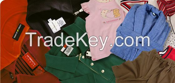 cotton garments  and T shirt