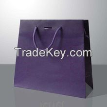 china low price paper shopping bag with logo  printing services
