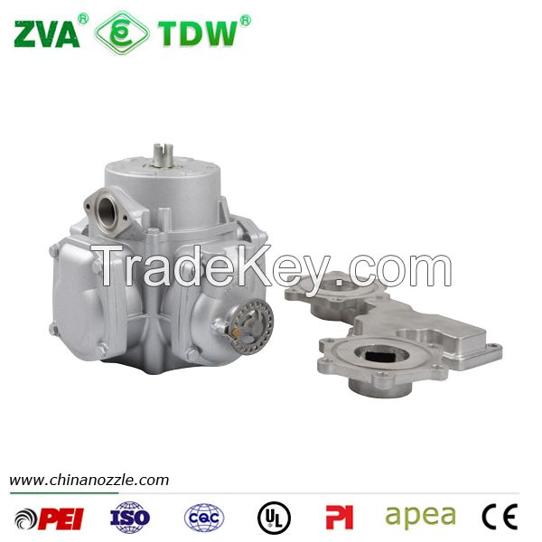 High Quality Bennett TDW-BT60 Gasoline Flow Meter With Manifold