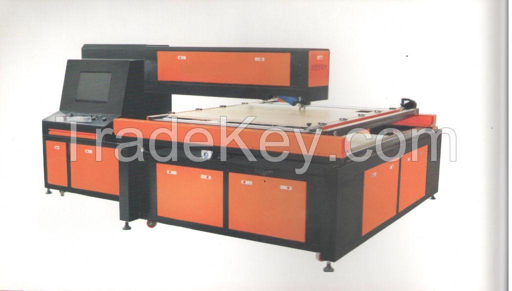 Die Board CO2 Laser Cutting Machine
