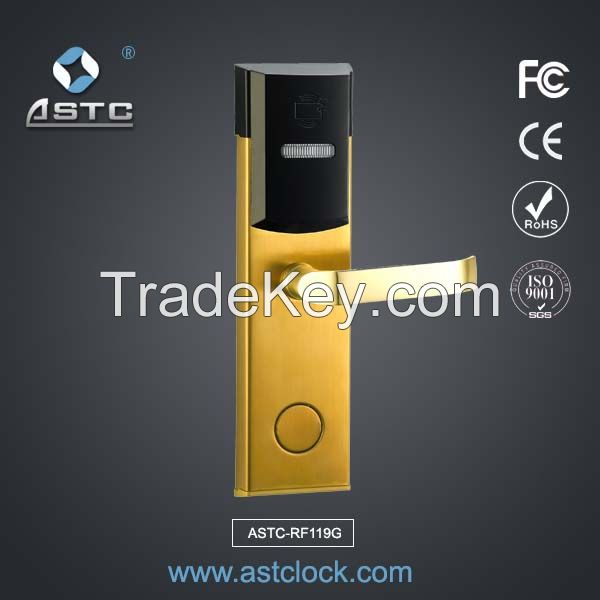 Supplier for High Security Electronic Hotel Door Locks OEM in China