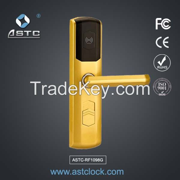 Luxury Electronic Hotel Locks for star hotel, home, apartment installation