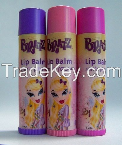 Hot wholesale Customized Cute Moisturizing Lip Balm in OEM / ODM for c