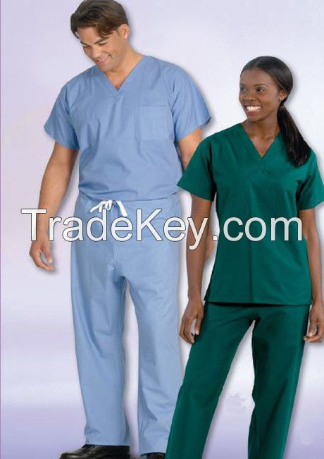 Work clothes, uniforms, medical clothes, apparel