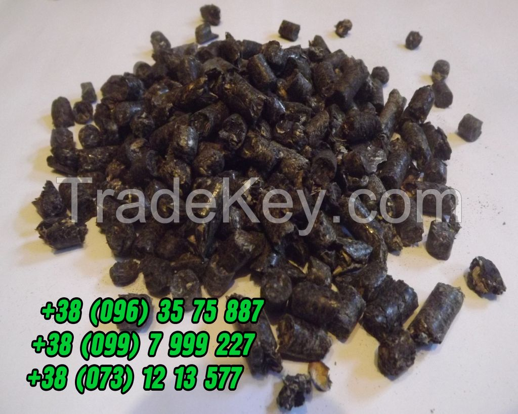 Sunflower Husk Pellets - Wholesale Suppliers from manufacturer