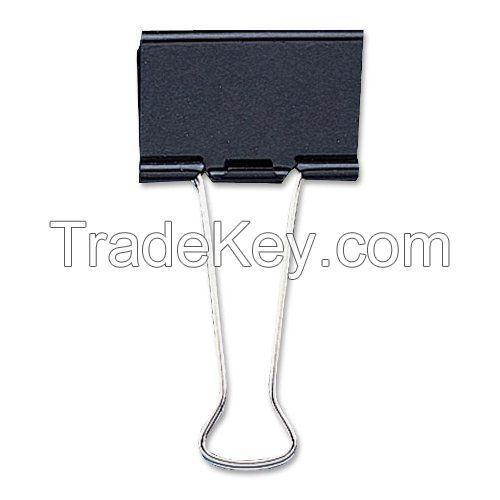 Binder Clip, 51mm, 2''  12pcs/paper box