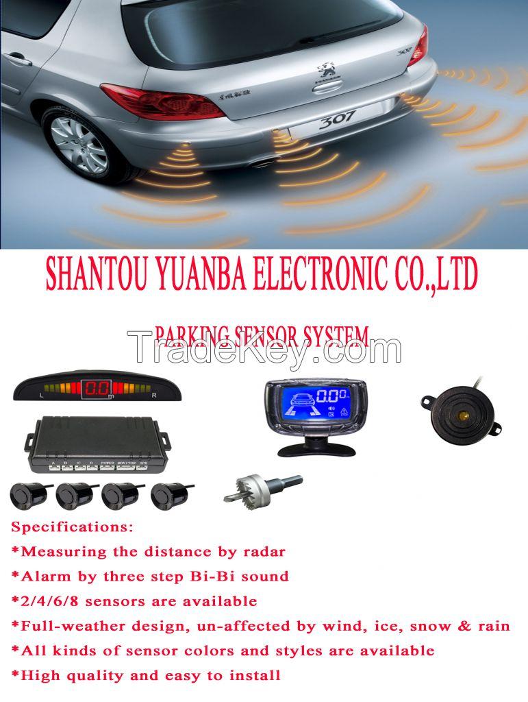 YUANBA--Parking Sensor