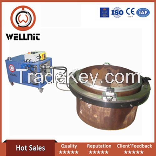 Hydraulic Pipe Cold Cutting And Beveling Machine