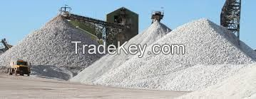 High Purity White Gypsum Powder