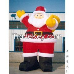 Walking Inflatable Cartoon Model for Advertising