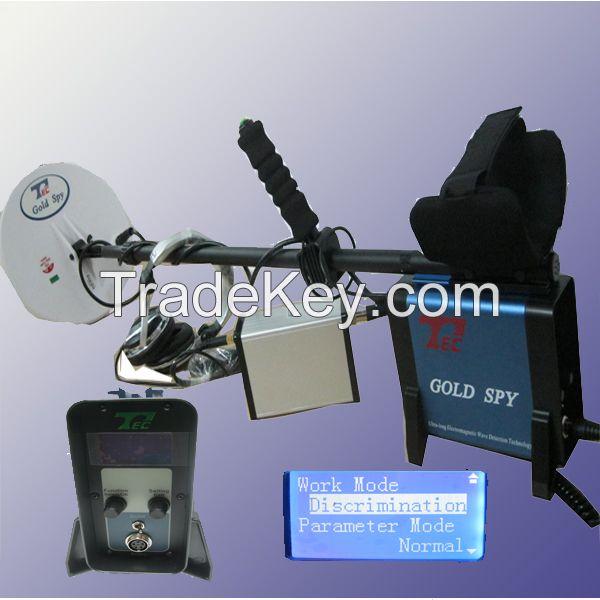 High sensitivity deep search long range gold metal detector TEC-5000
