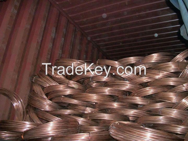 copper scrap wire SGS