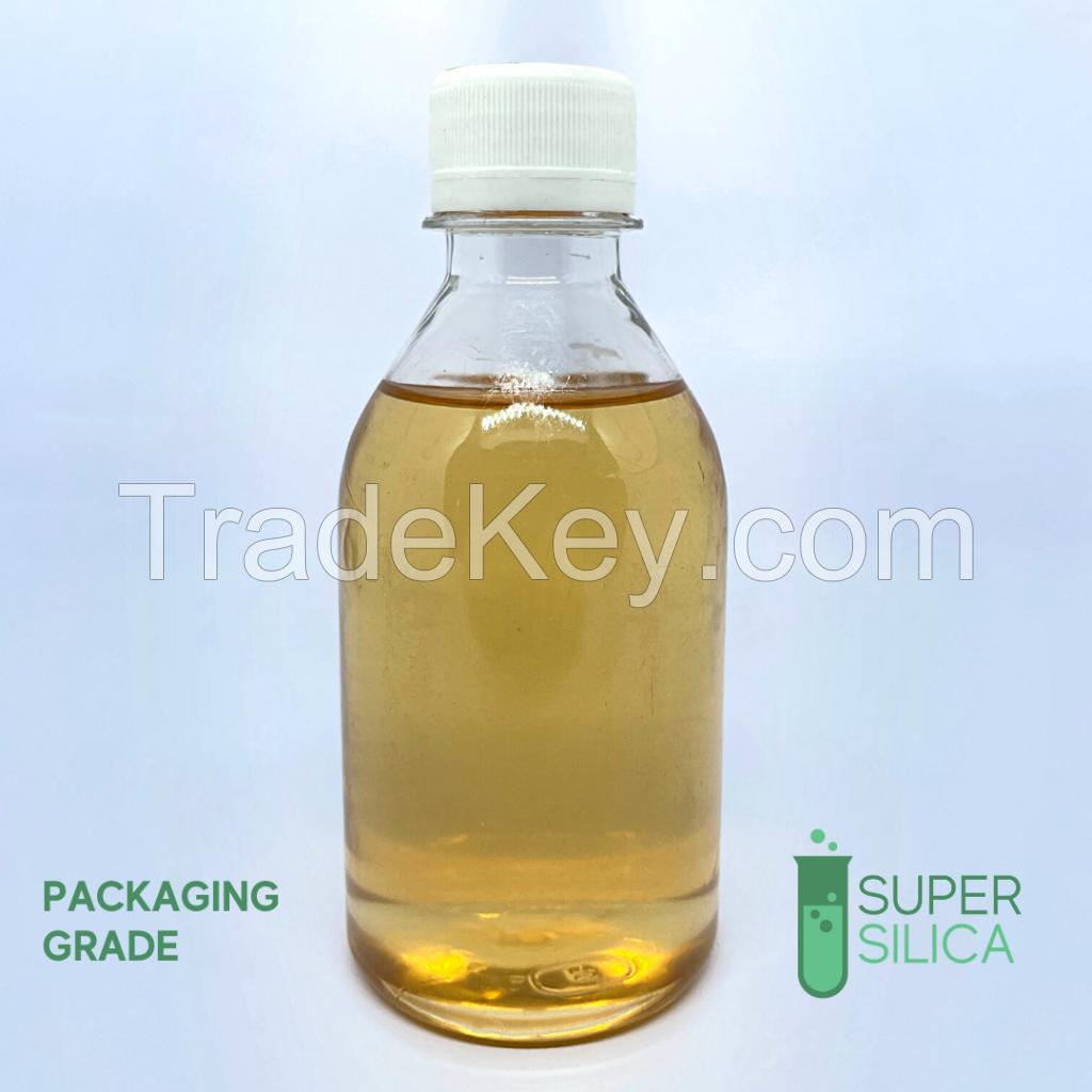 Liquid Sodium Silicate - Packaging Grade