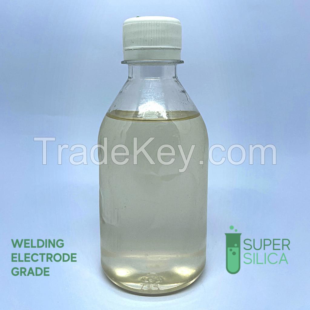 Liquid Sodium Silicate - Welding Electrode Grade