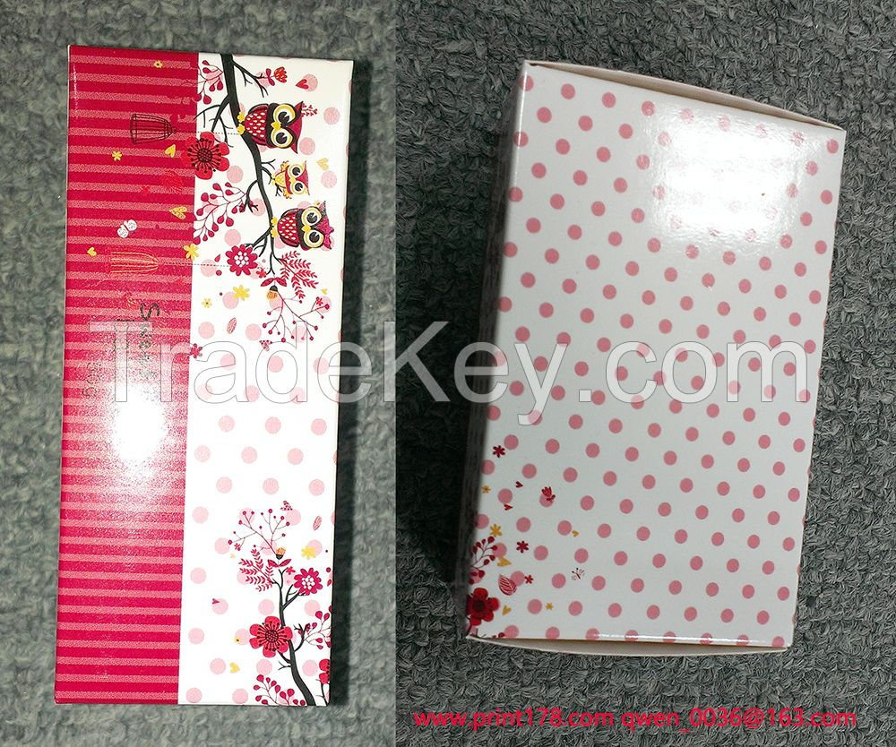 packing box/window packing box/package printing service