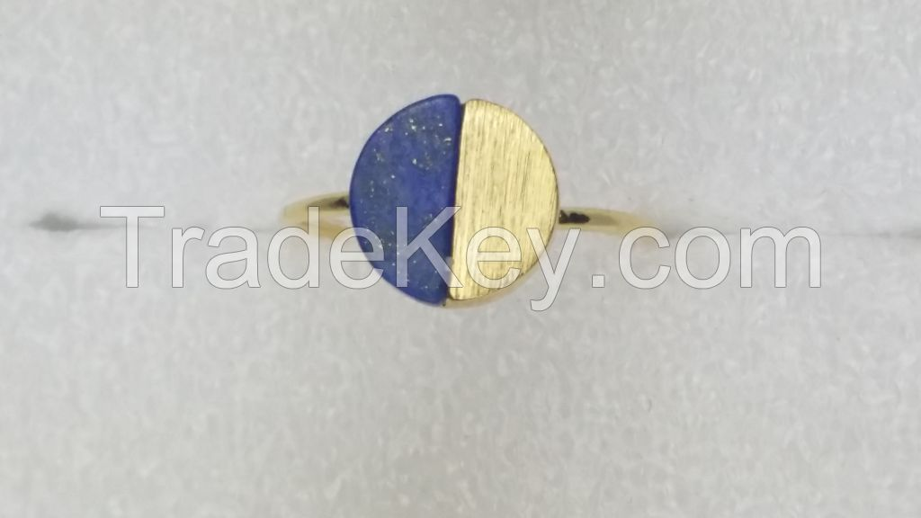 stone ring , simple ring , luxurious ring
