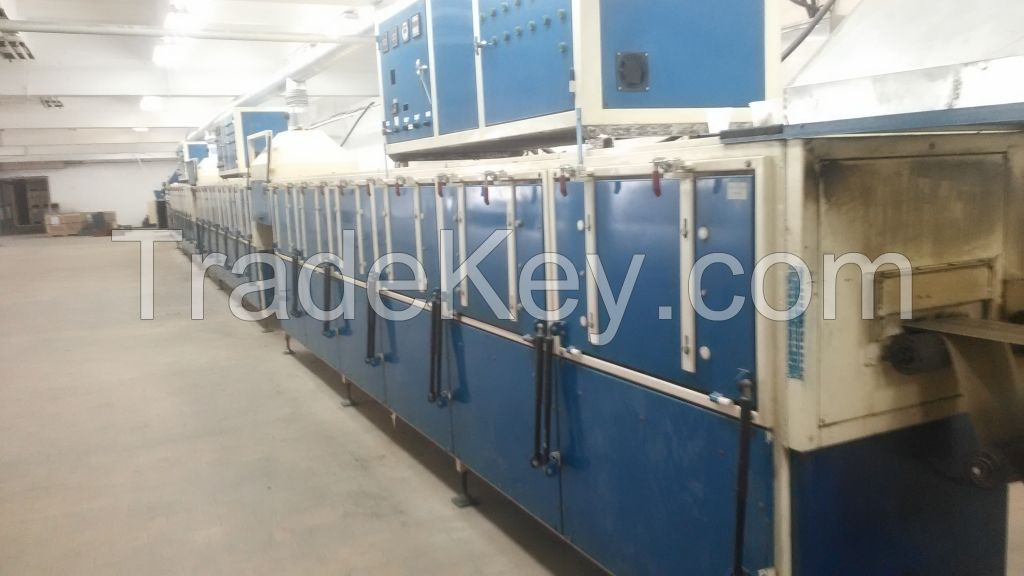 Rubber Prifiles Extrusion Line Complete