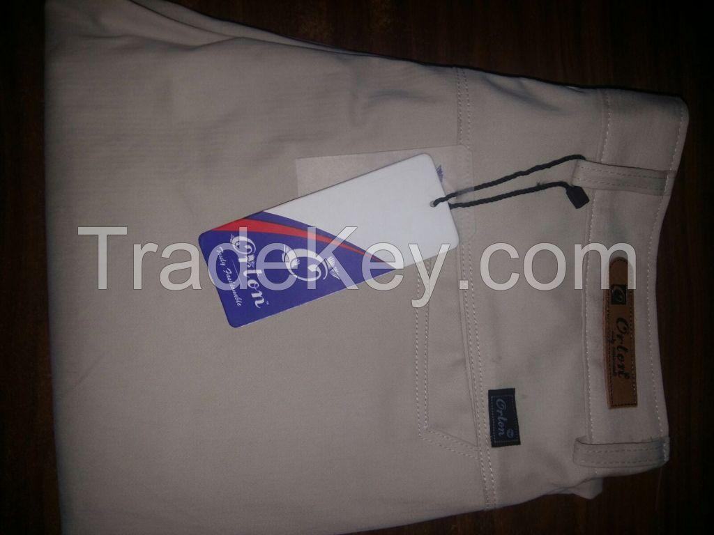 Cotton Trousers, Lowers, Bermudas