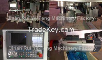Jinan Atc Tool Change CNC Machining Center Wood Cutting Router