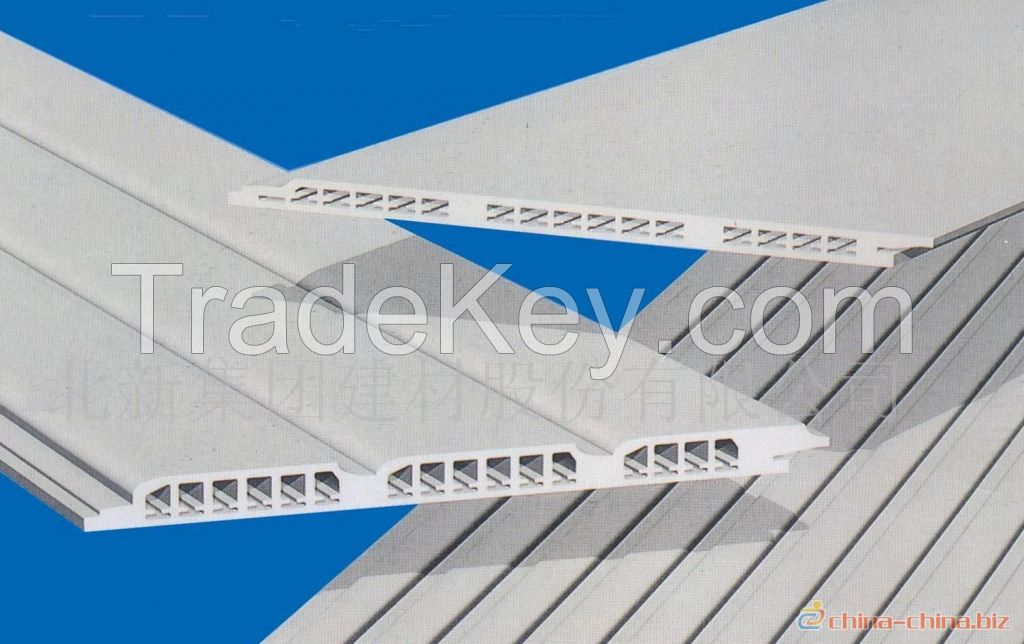 Non-asbestos fiber cement siding ( K series with its initial color)