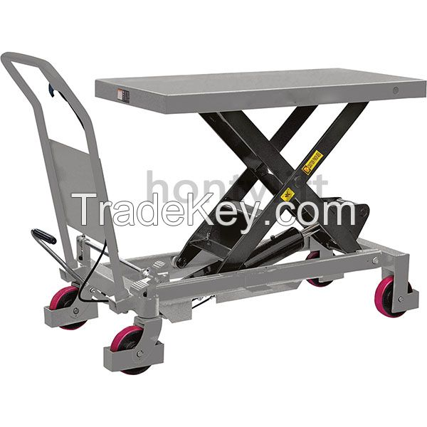 CE scissor stage lift stage stationary outdoor indoor scissor lift pla