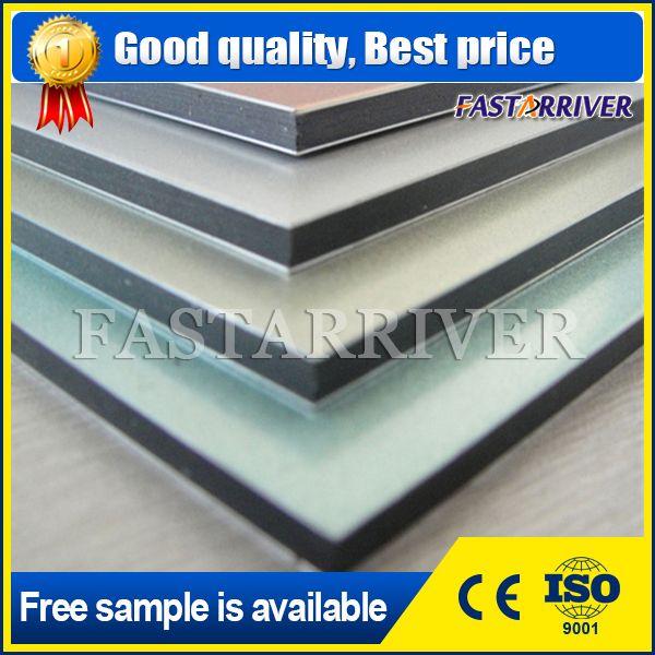 PVDF Coated Aluminum Composite Panel