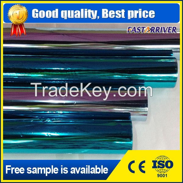 Color Hot Stamping Foil for Paper/Leather/Textile/Fabrics/Plastics