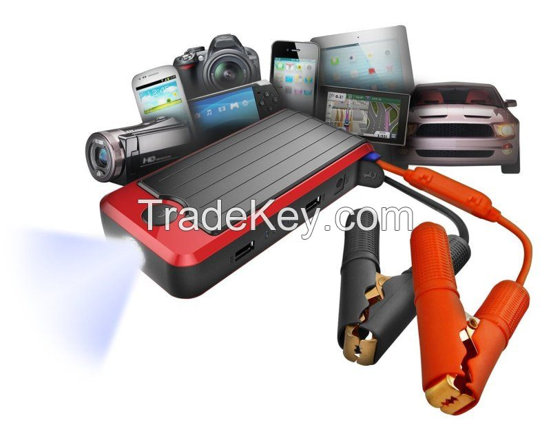 12V hot selling battery jump starter power bank