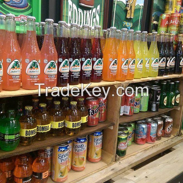 Premium Quality Sof and Energy Drinks