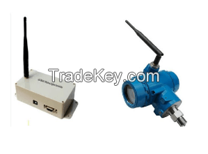 Wireless Pressure Transmitter Compliance with MODBUS