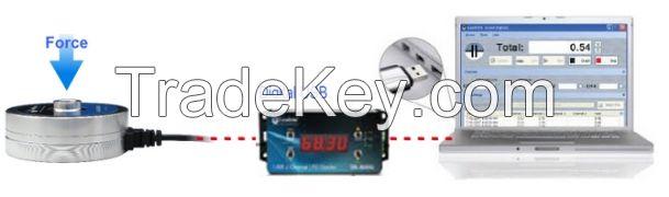 Hot Sale Factory Price USB Load Cell/Force Sensor ILD30U