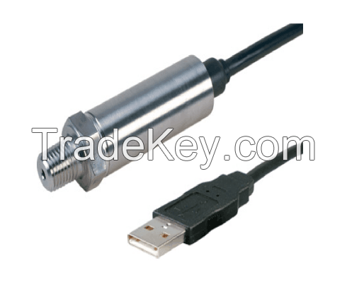USB Pressure Transmitter  With USB Adapter and software