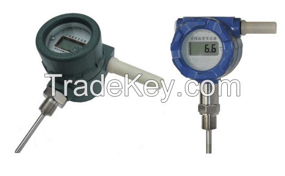 Wireless Temperature Transmitter, LCD Display Temperature Transmitter