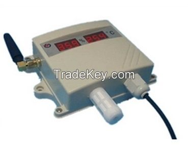 LCD Display 4-20mA Output Temperature Humidity Transmitter