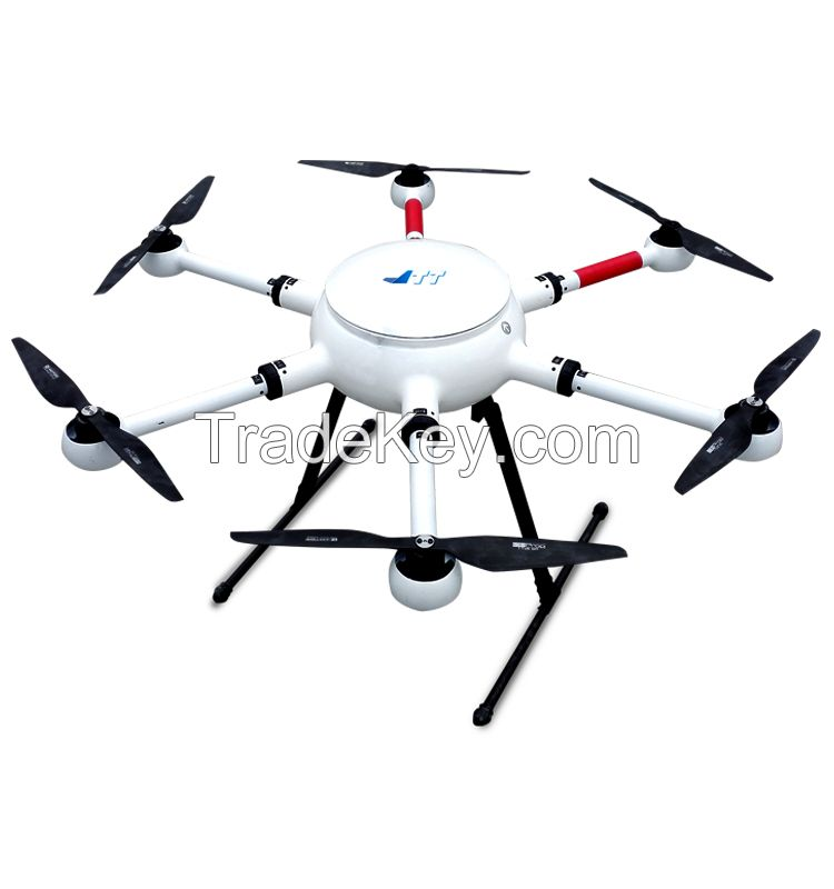 professional large high payload unmanned aerial vehicle for military, medical care, agriculture
