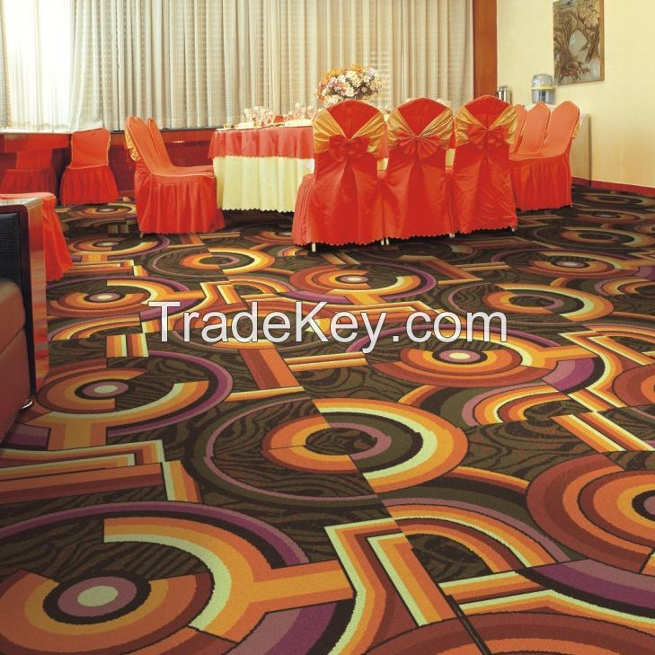 Axminster Hotel carpet