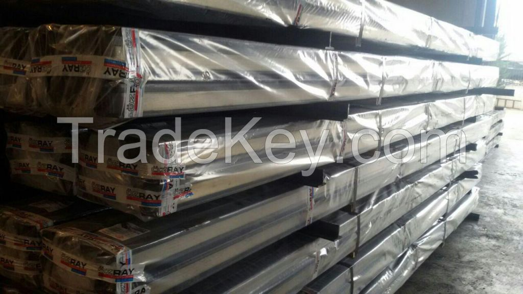 Elevator guide rails in high quality