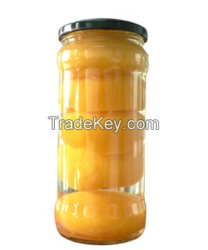 Canned Apricots Halves
