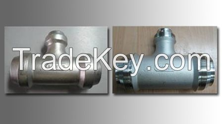 Casted stainless Steel Products