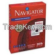 HOT SALE!!! MULTIPURPOSE  NAVIGATOR A4 COPY PAPER WITH PROMOTION PRICE.