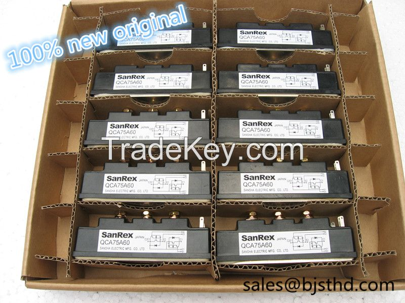 IGBT IPM PIM module rectifier thyristor VUO121-16NO1